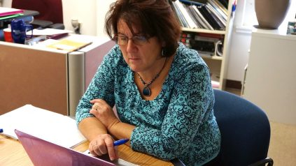 Susan Russell, Associate Director, CCIDS.