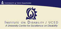 Institute on Disability / UCED