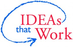 IDEAs that work.