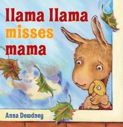 llama Llama misses Mama-bookcover