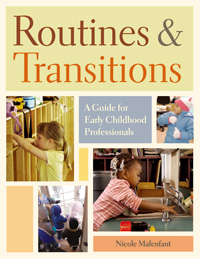 Routines & Transition bookcover