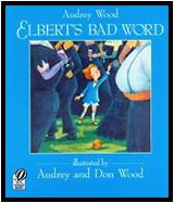 Elbert's Bad Word book cover