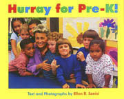 Hurray for Pre-K book cover