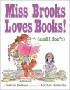 Miss Brooks Loves Books cover