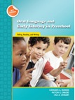 Oral Language and Early Literacy book cover