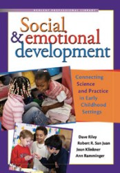 social Emotional Development: Connecting Science and Practice in Early Childhood Settings-bookcovewr