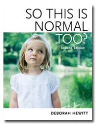 So This Is Normal Too? 2nd Edition cover