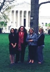 LEND Trainees in Washington D.C.