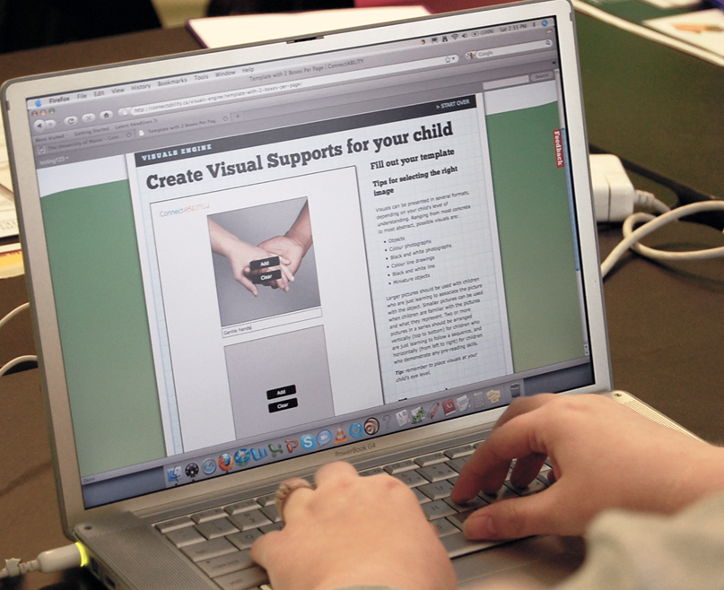 Visual Supports Learning Links and Templates - Center for Community ...