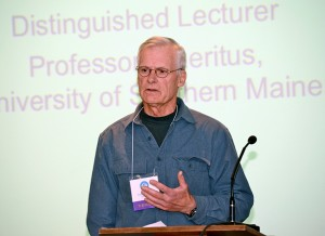 Stephen Murphy, Distinguished Lecturer.