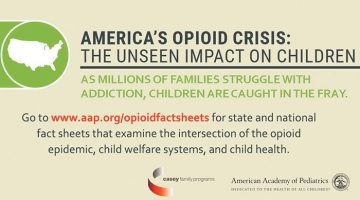 America's Opioid Crisis: The Unseen Impact on Children.