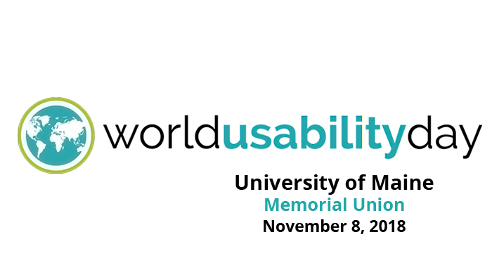 featured image for Equity, Access & Inclusion: A World Usability Day Event at UMaine