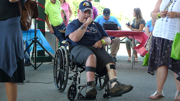 featured image for 3rd Annual Disability Pride Maine Event Draws Over 150 to Mill Park