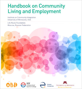 Download the Handbook on Community Living and Employment (PDF).