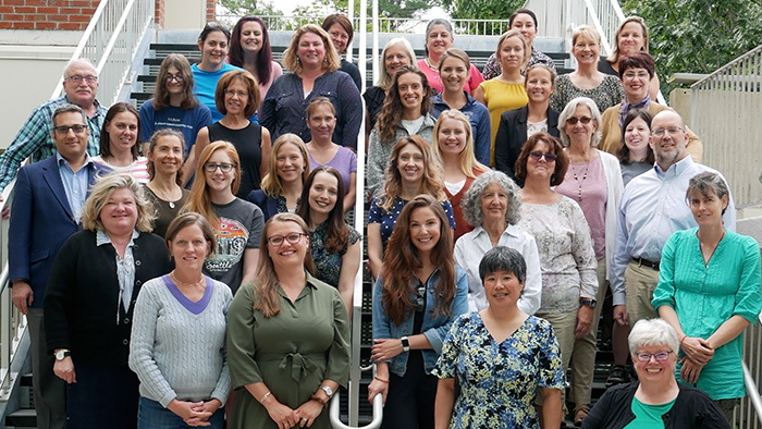 2019 LEND Trainees and Faculty.