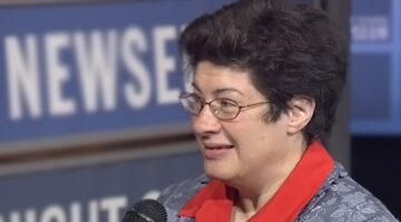 Liz Weintraub, disability advocate.