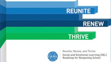 Reunite, Renew, Thrive cover.
