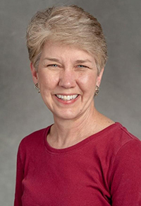 Dr. Lou Ann Griswold.
